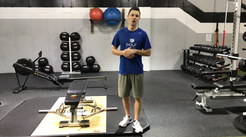 Home Workout for Golf Athletes